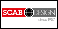SCAB DESIGN since 1957